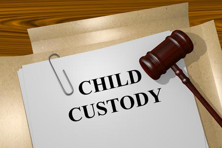 Modifying a Virginia Child Custody Order